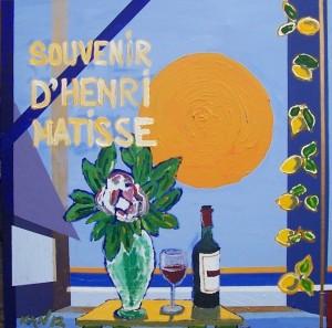 Souvenir d'Henri Matisse