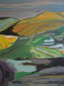 Birgits landskab 2011